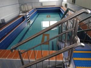 Бородичский дс - НШ (мини-бассейн)