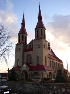 Костел Зельва