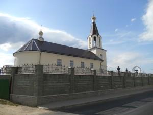 церковь Зельва