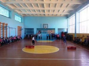 СШ №2. спортзал.